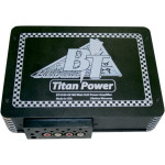 COMPACT TITAN 4-CHANNEL AUDIO AMPLIFIER