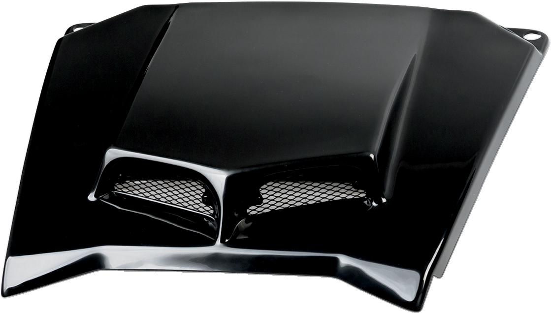 Maier Black Polypropylene Side by Side Hood Scoop for 11-14 Polaris RZR 800