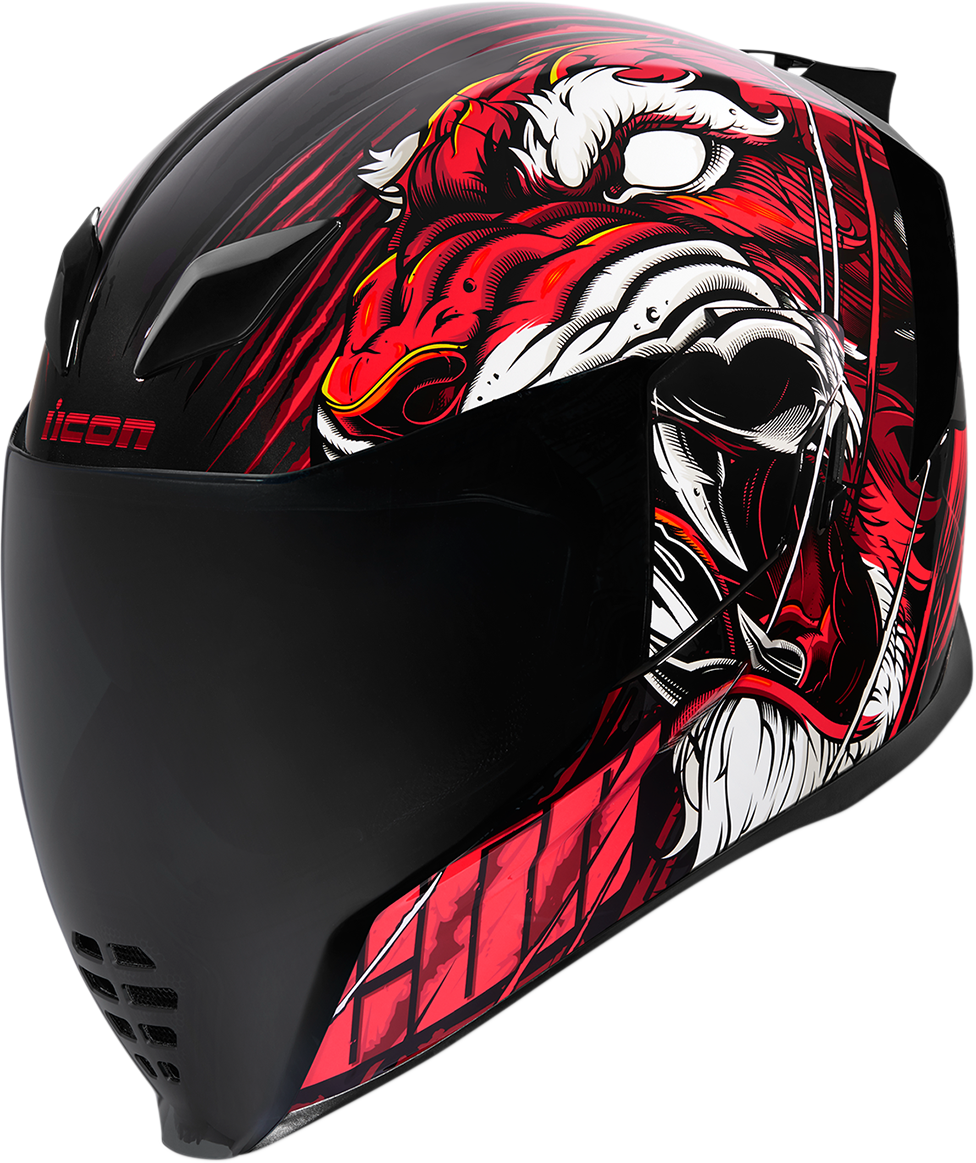 Icon Unisex Airflite Trumbull Fullface Motorcycle Riding Street Racing Helmet