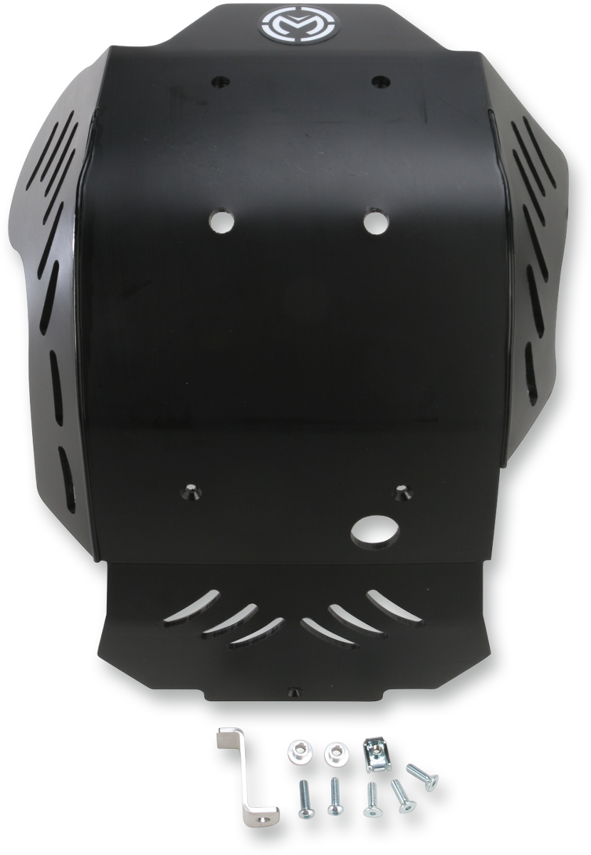 Moose Racing Black Front Polyethylene Pro Skid Plate For 08-16 Yamaha WR250R