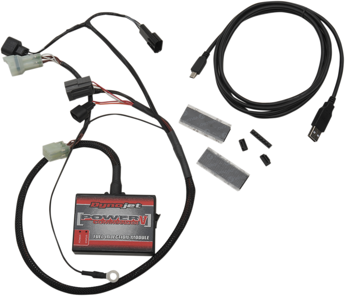Moose Offroad Power Commander V Fuel Injection Module for 17-20 Honda CRF450 R/X
