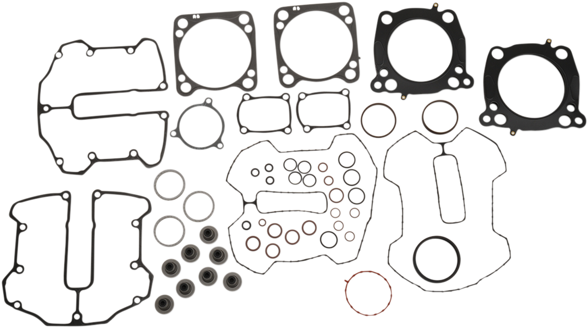"Cometic 3.937"" Bore Top End Gasket .040"" Head Gasket Kit for 17-19 Harley M8"