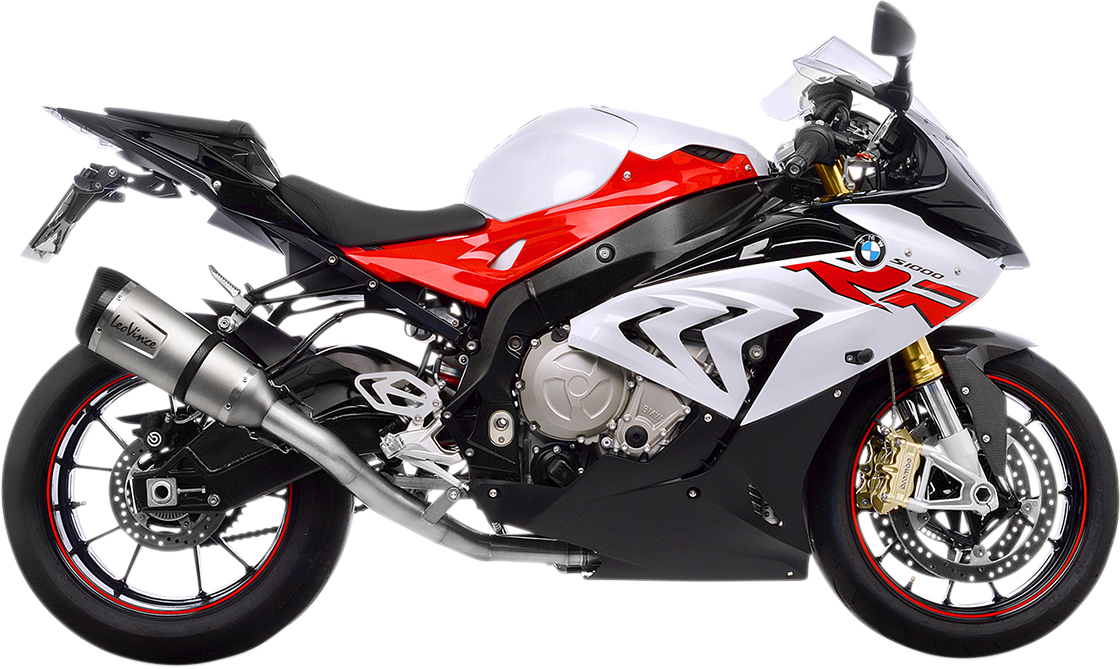 Black Series M-2 Aluminum Canister Full Exhaust System 005-2810106V-B Two Brothers Racing
