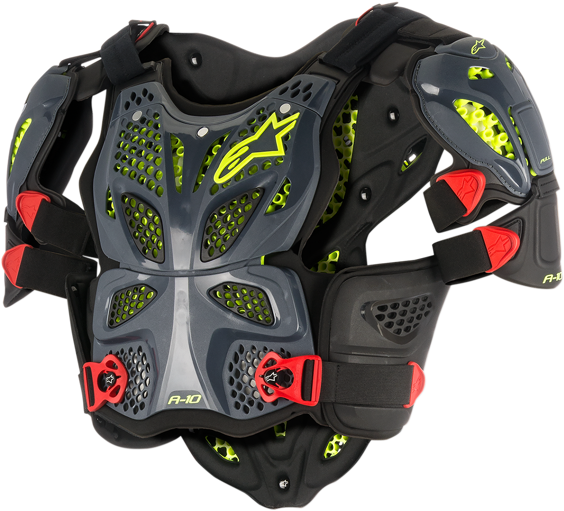 Alpinestars Unisex Textile A10 Off road Riding Dirt Bike Racing Root Deflector