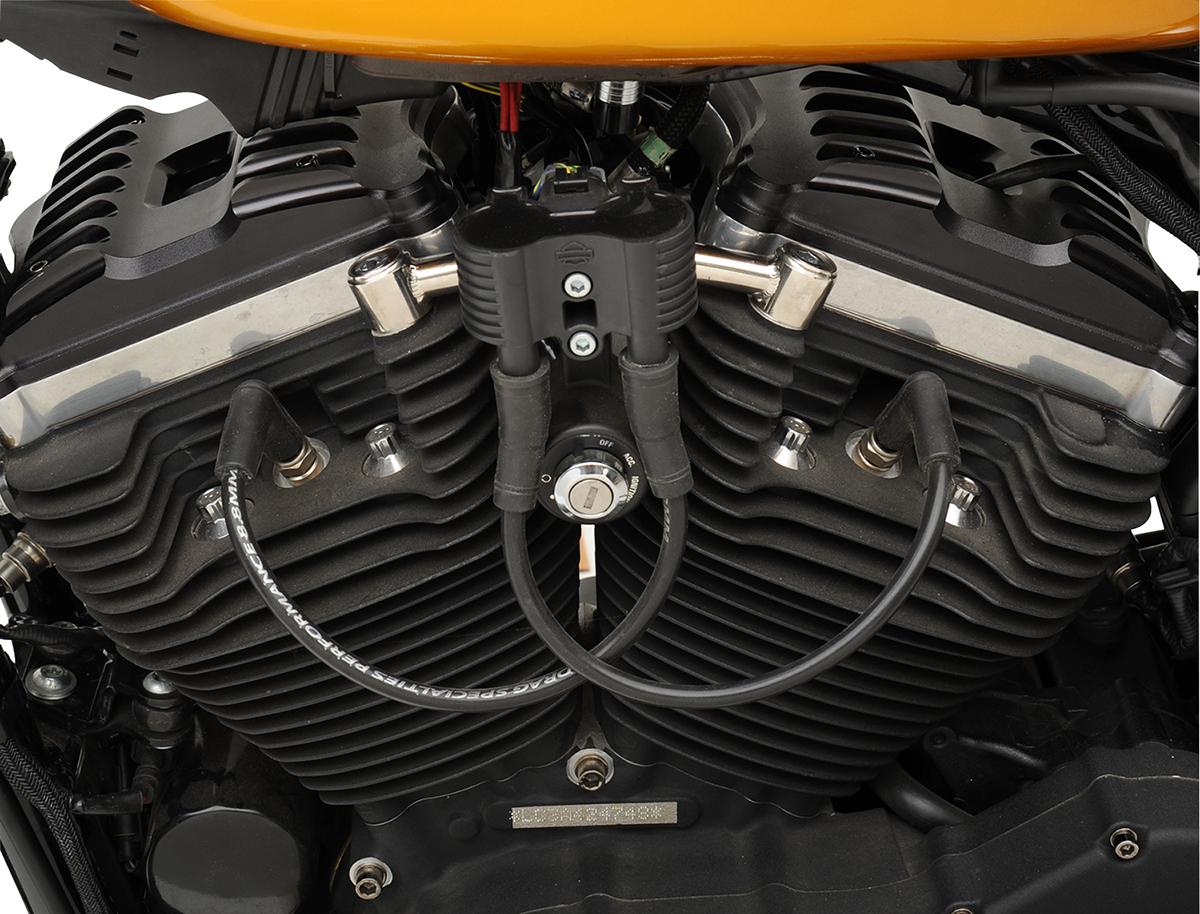 D084CDBA-CC2C-4330-977F-F5E6EF845031 New Spark Plug Wires on heat shield, toyota camry, mercury outboard, honda motorcycle, how run,