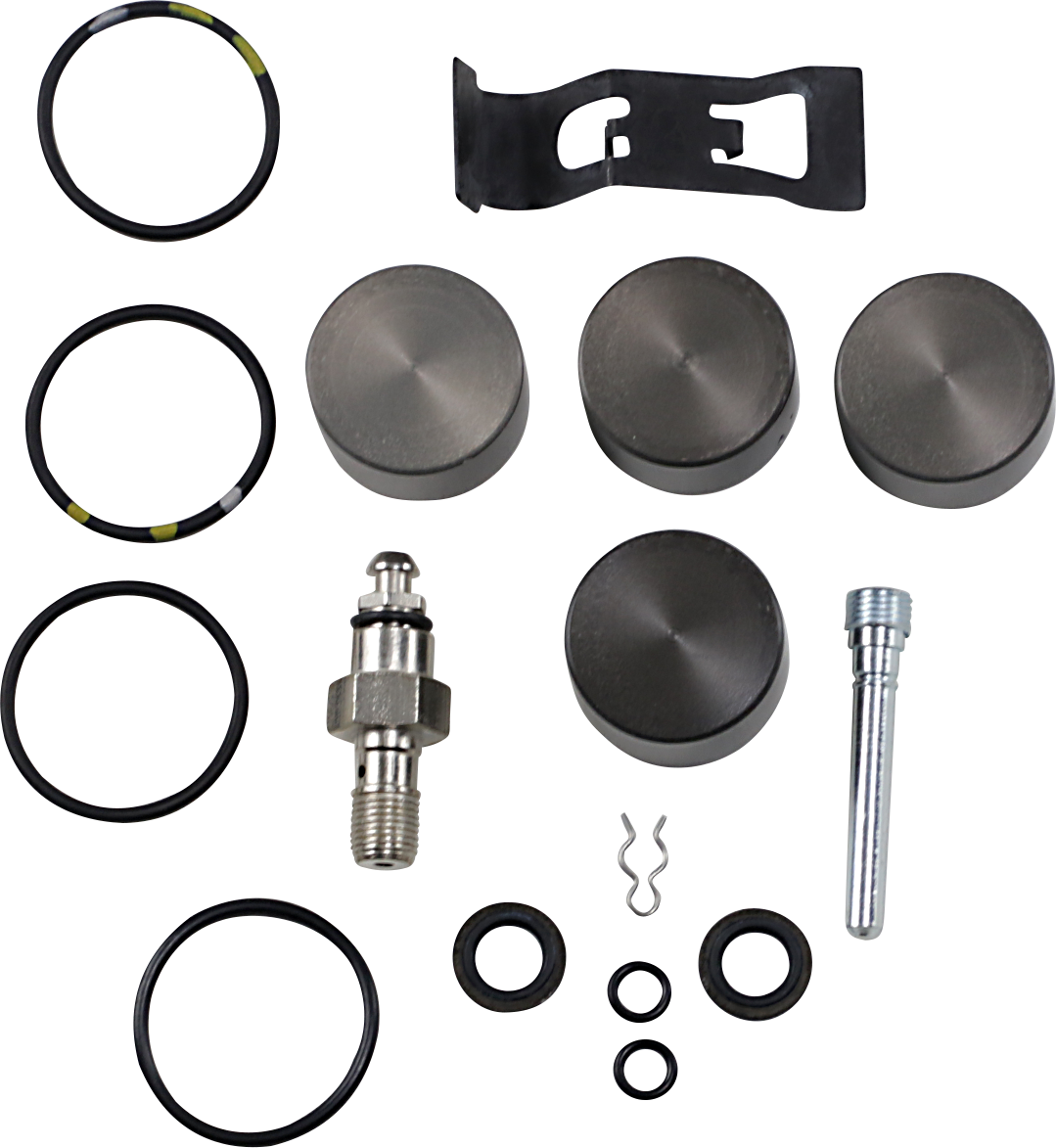 GMA Front 4 Piston Brake 500/525 Caliper Rebuild kit for Harley Davidson