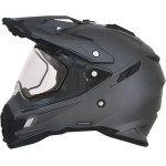 FX-41DS SNOW SOLID W/ DOUBLE LENS AND BREATH GUARD