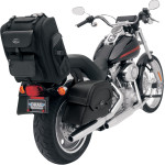 S2200E EXPANDABLE SISSY BAR BAG