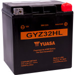 GYZ FACTORY-ACTIVATED AGM MAINTENANCE-FREE BATTERIES