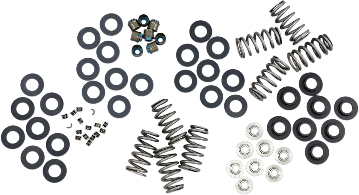 Feuling High Load Beehive Valve Springs & Retainers 17-19 Harley Touring Softail