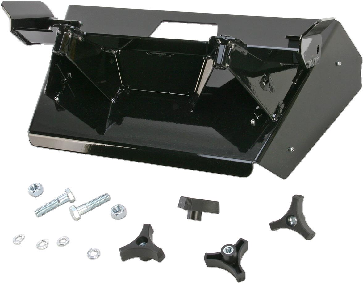 Moose RM4 UTV Snow Plow Mount Plate Kit for 09-18 Polaris Ranger 500 700 Diesel
