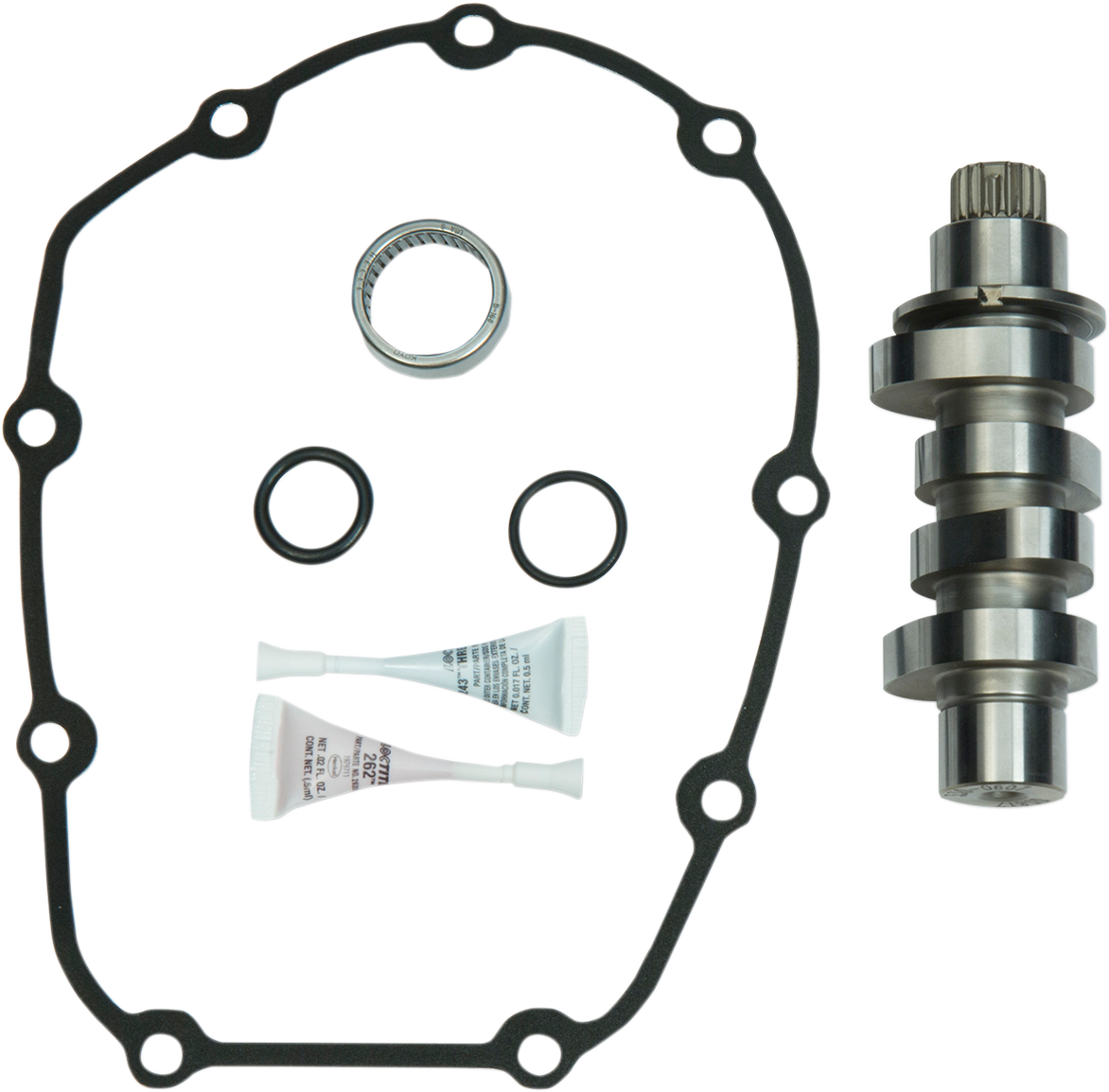 S&S 465 Series Motor Chain Cam Kit for 17-18 Harley M8 Touring Softail Breakout