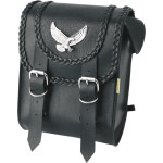 BLACK MAGIC SISSY BAR BAG