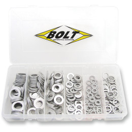 DRAIN PLUG/BANJO BOLT WASHER ASSORTMENT