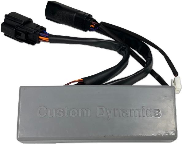 Custom Dynamics Load Balancing Lighting Triple Play 10-13 Harley Touring FLHX