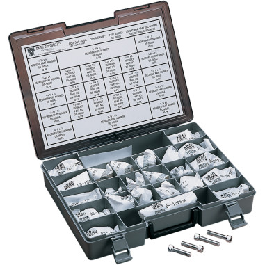 COARSE-THREAD SOCKET-HEAD BOLT ASSORTMENT
