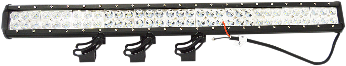 Rivco Products Black 16,200 Lumens LED Side by Side UTV ATV Universal Light Bar