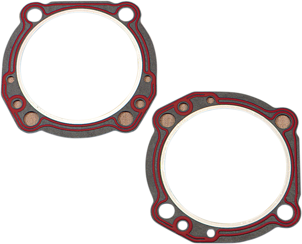 "James Gasket 0,045"" EVO S&S Cylinder Head Gaskets for 84-00 Harley Dyna Touring"