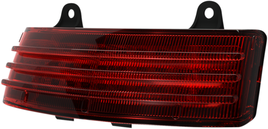 Custom Dynamics Red LED Tribar Taillight For 14-18 Harley Touring EFI FLHX FLTRX