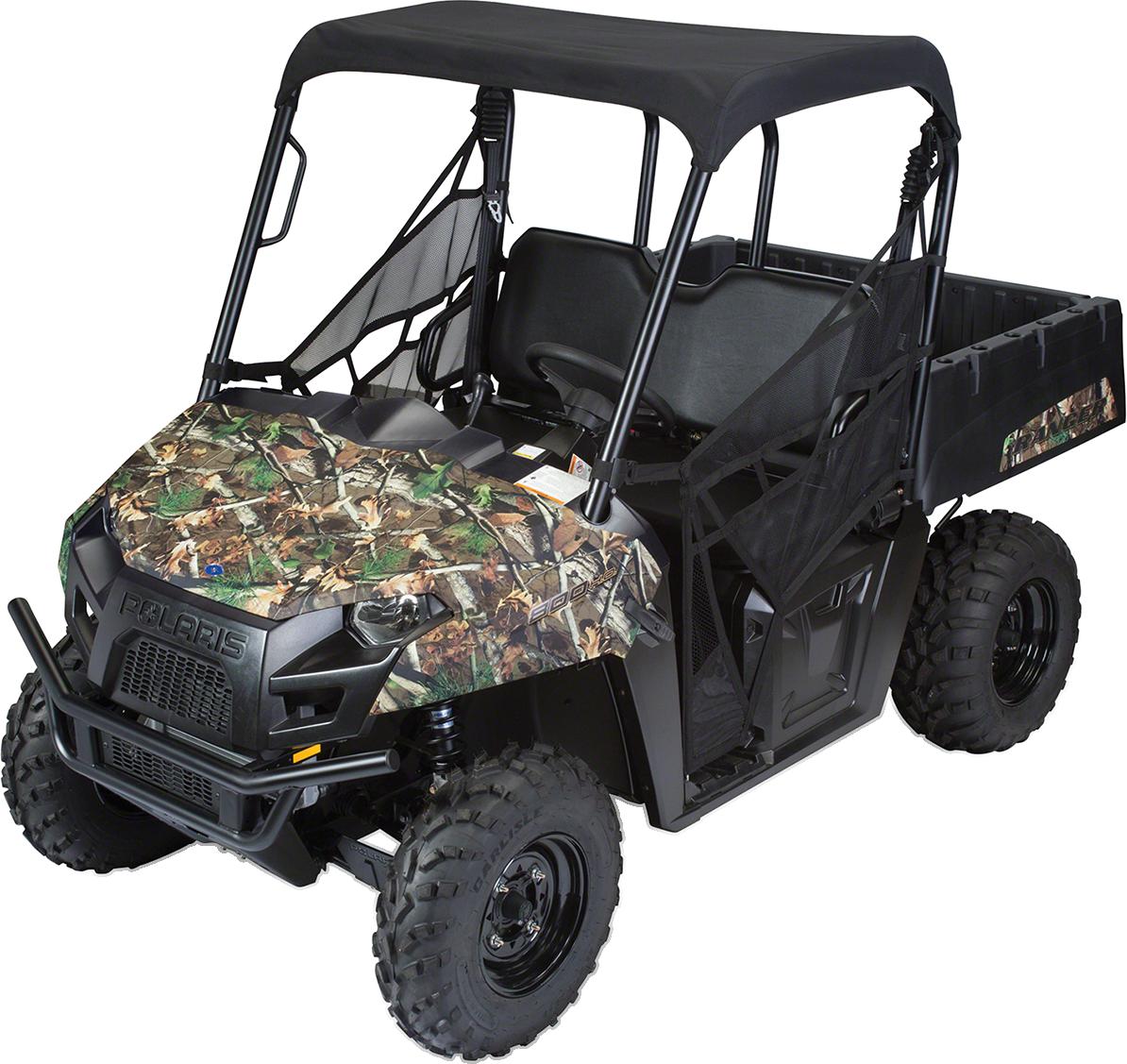 Classic Accessories Black Roof Cap for 15-17 Mid Size Polaris Ranger 400