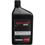 SYNTHETIC HIGH-PERFORMANCE 75W-140 TRANSMISSION FLUID