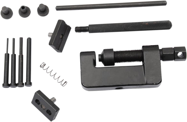 Moose Racing 2mm 3mm 4mm Pin Universal Off road Atv Utv Chain Breaker Rivet Tool
