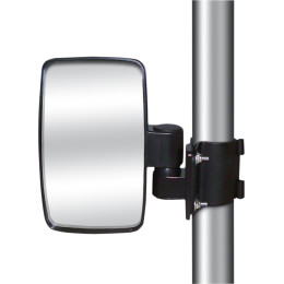 ROUND CLAMP SIDE VIEW MIRROR