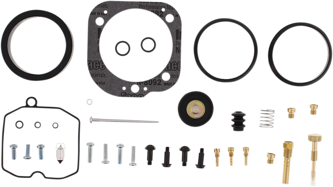 All Balls Carburetor Rebuild Kit for 04-06 Harley Sportster XLC XLL XLR XL