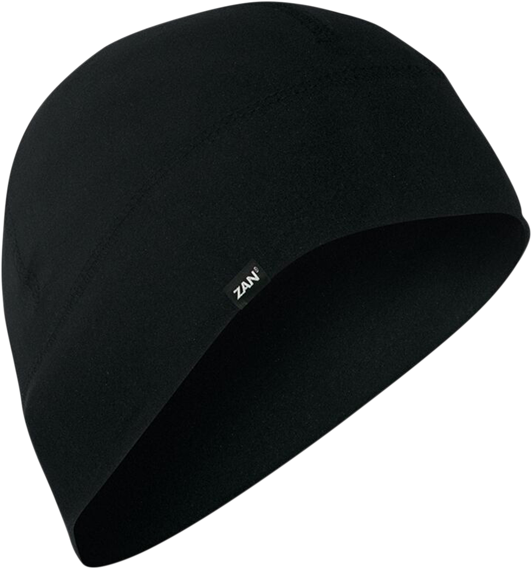 Zan Headgear Black Sportflex Unisex Adult One Size Helmet Casual Beanie