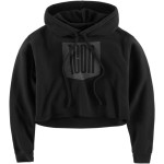 WOMEN'S ICON 1000™​ STACKER CROP HOODY
