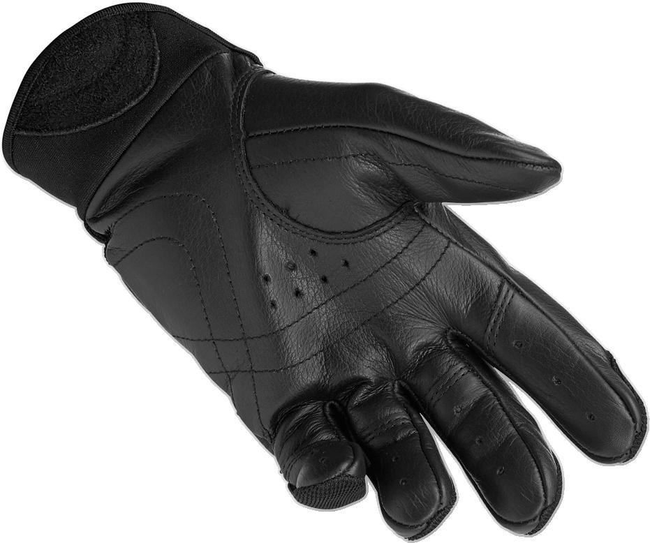 Biltwell Mens Black Bantam XL Motorcycle Riding Street Racing Riding Gloves