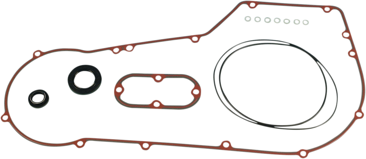 James Gasket Primary Seal O-Ring Gasket Kit for 89-93 Harley Dyna Softail FXDB