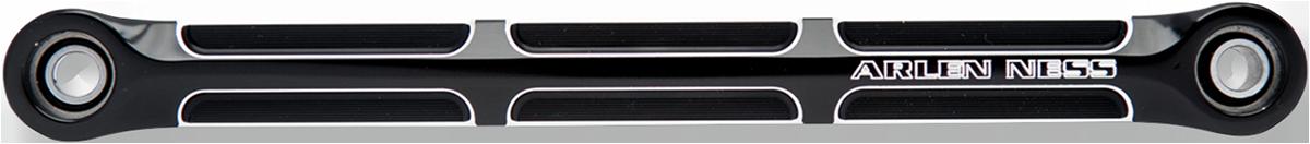 Arlen Ness Black Beveled Shifter Rod 84-20 Harley Softail Touring FLHX FXSB FLRT