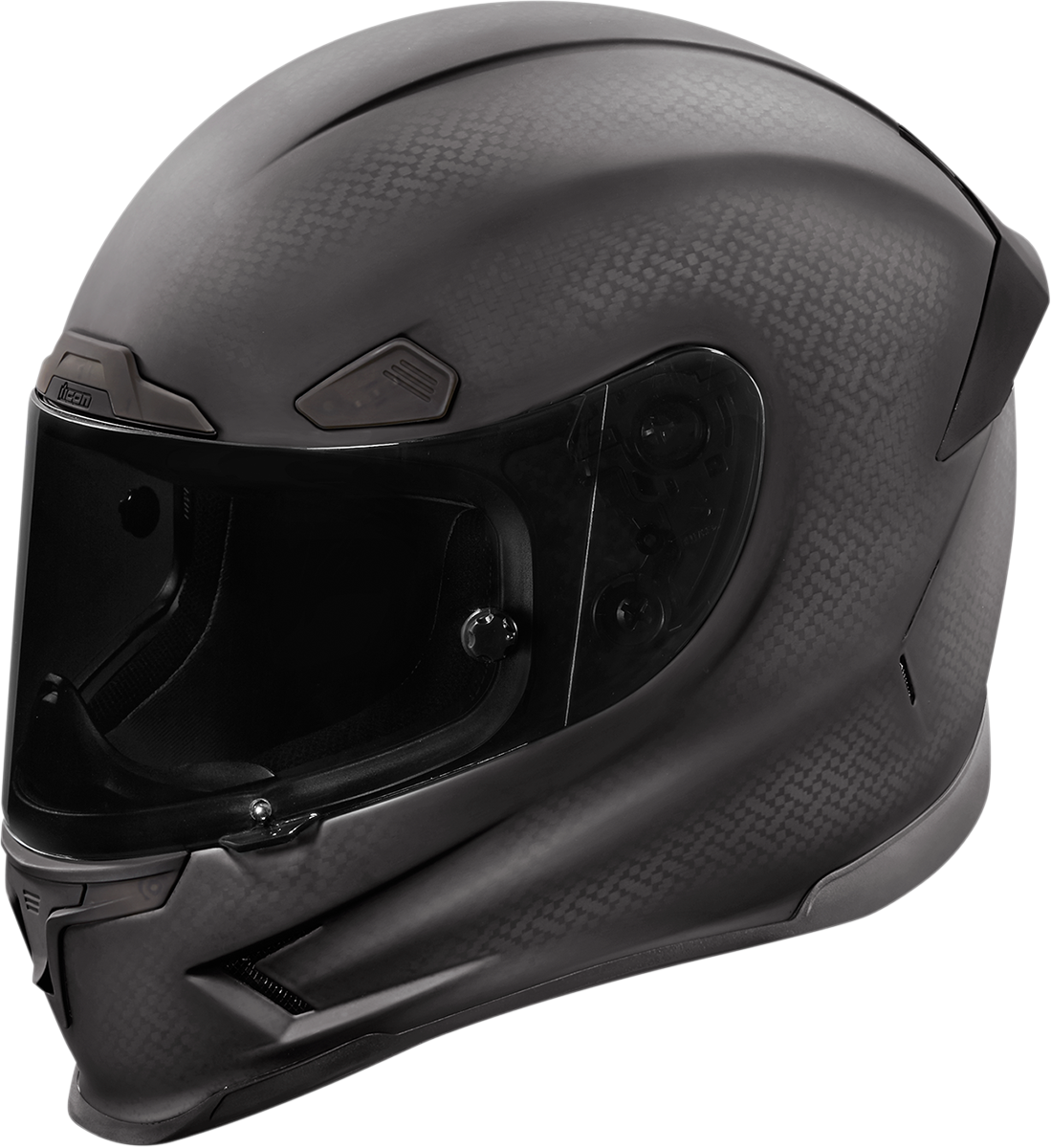 Icon Airframe Pro Ghost Carbon XL Fullface Motorcycle Riding Street Helmet