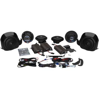 WHOLE HOG 900 WATT AMP/SPEAKER KIT