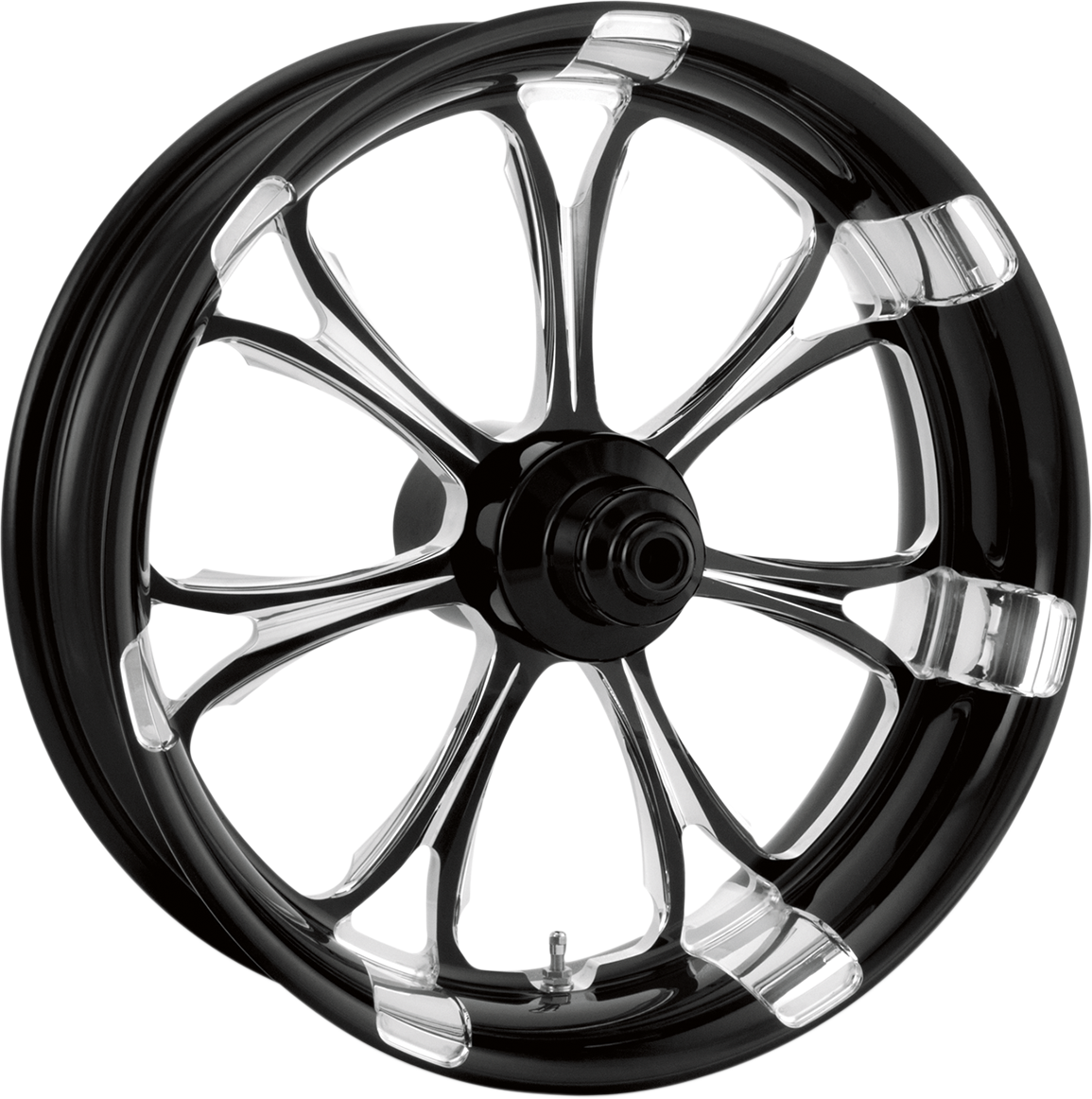 "Performance Machine Paramount  ABS 21"" Front Wheel 14-19 Harley Touring FLHX"