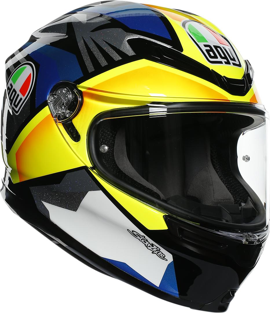 AGV K6 Joan Unisex Adult Motorcycle Riding Street Racing Full-face Helmet