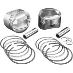 HIGH-PERFORMANCE FORGED PISTON KITS