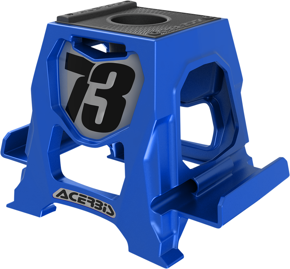 Acerbis Blue Universal Cell Phone Table Dirbike Stand Holder
