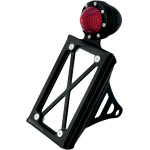 VERTICAL SHOCK-MOUNT STYLE TAILLIGHT TAG BRACKETS