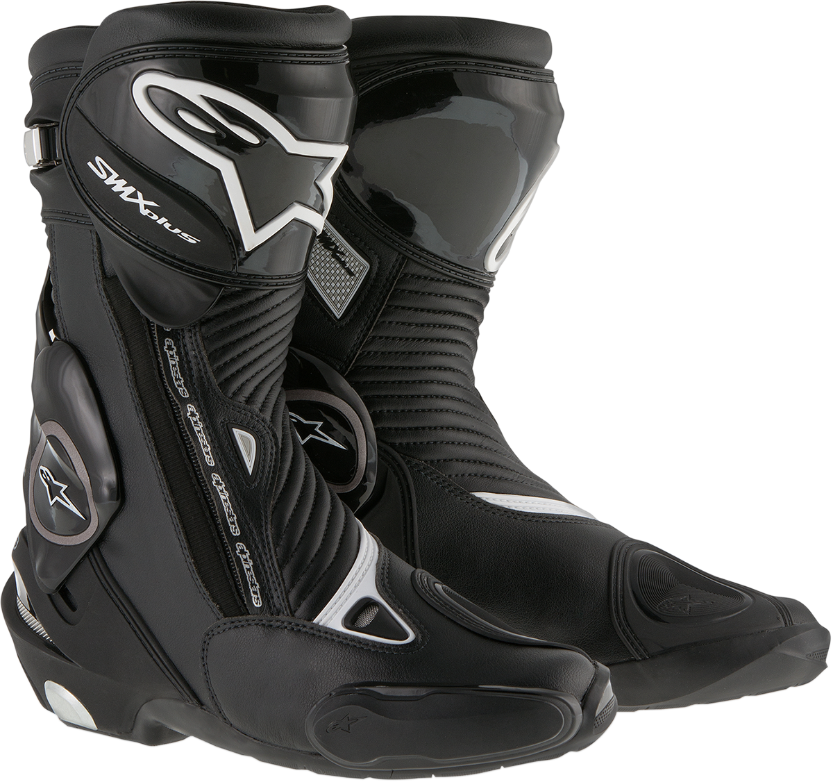 Alpinestars Mens SMX Plus Textile Motorcycle Riding Street Road Racing Boots