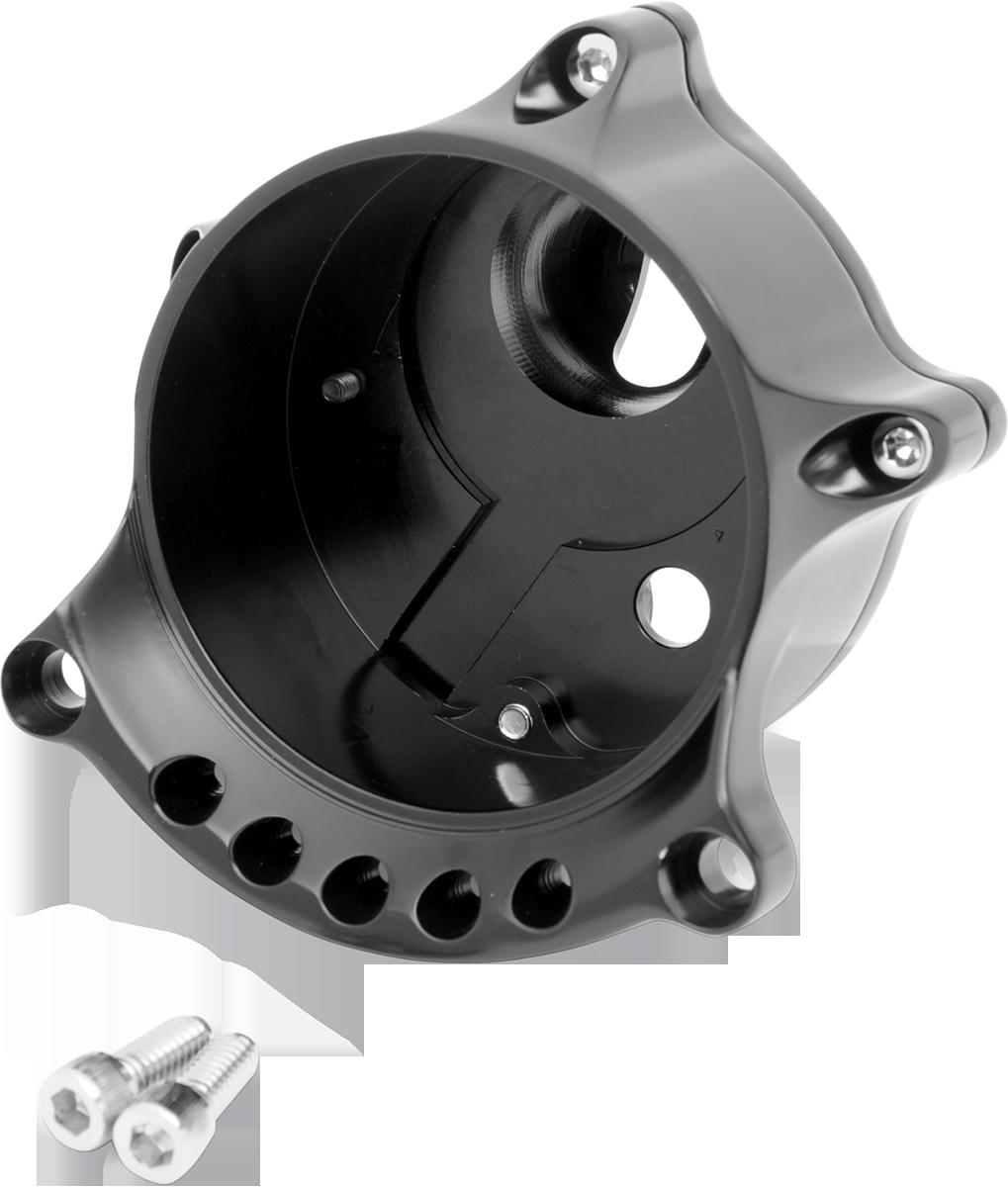 RSD Black Cafe Speeo Speedometer Mounting Bracket For 95-19 Harley Sportster XL