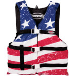 STARS AND STRIPES LIFE VEST