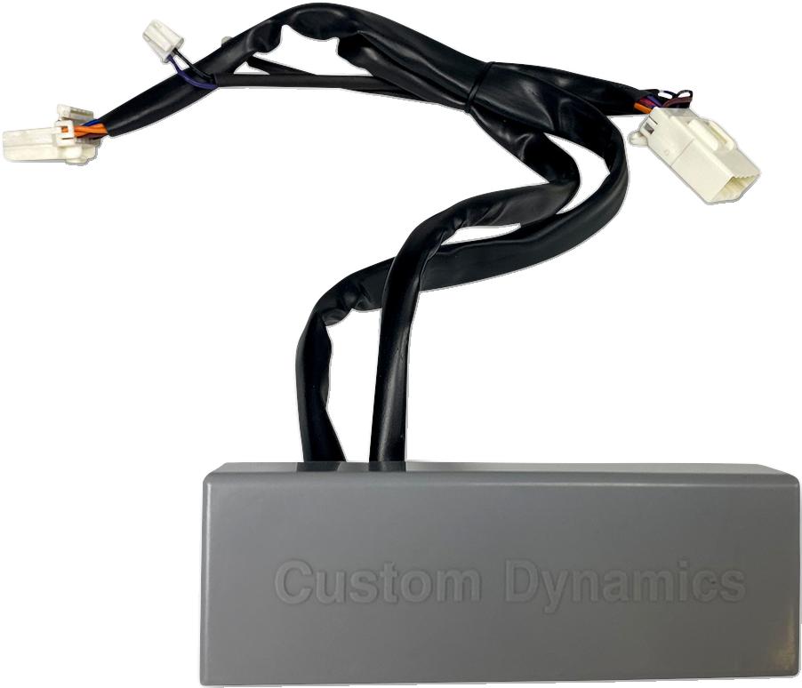 Custom Dynamics Lighting Control Module 04-13 Harley Sportster XLL XL XLR XLC