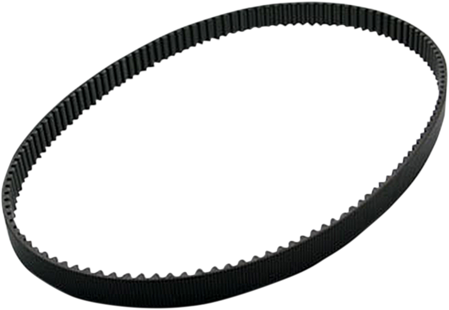 """S&S 127 Tooth 1 1/2"""" Black High Strength Motorcycle Rear Drive Belt For Harley"""