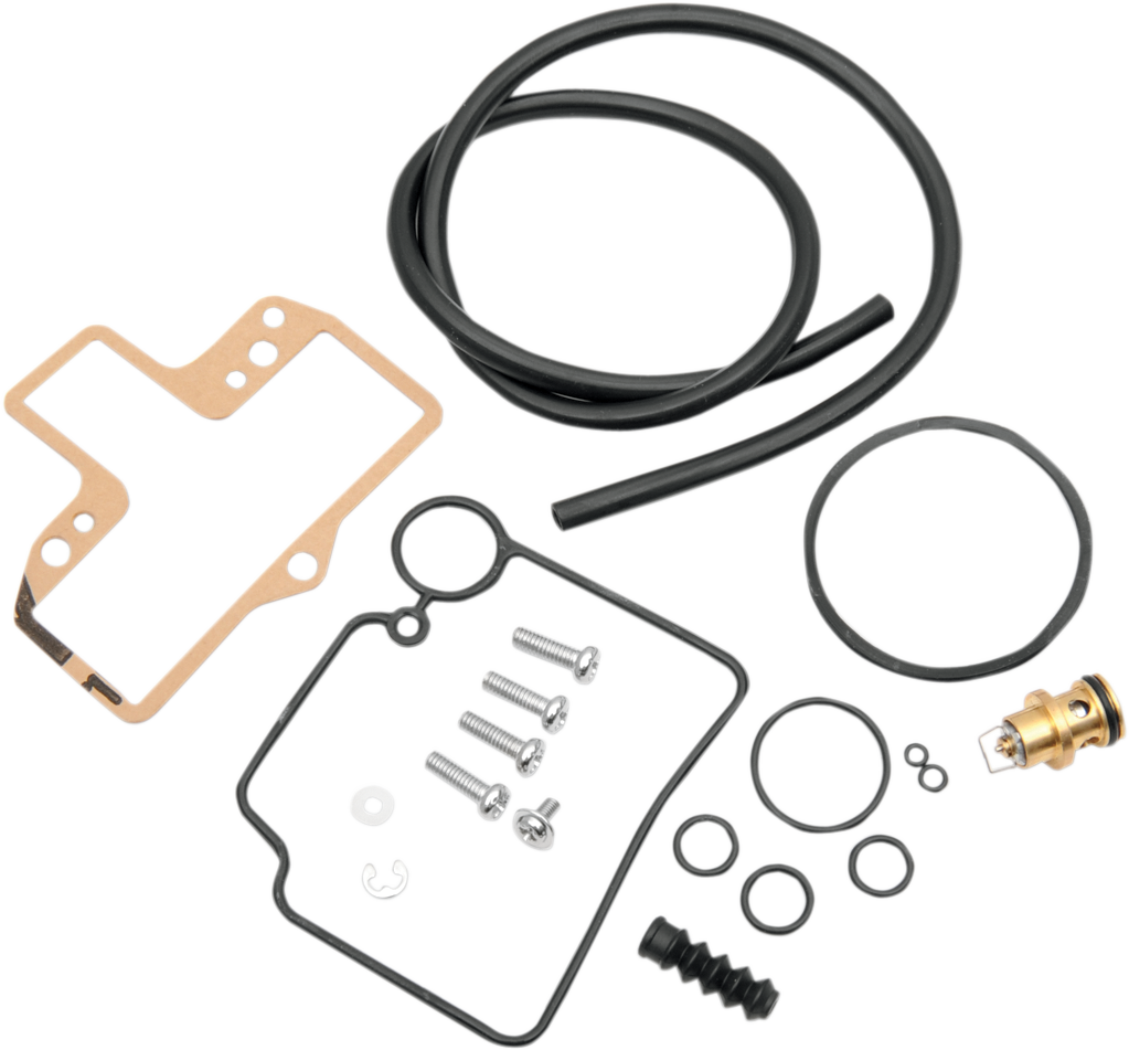 Drag Specialties HSR42/45 Carburetor Rebuild Repair Kit for Mikuni Carbs