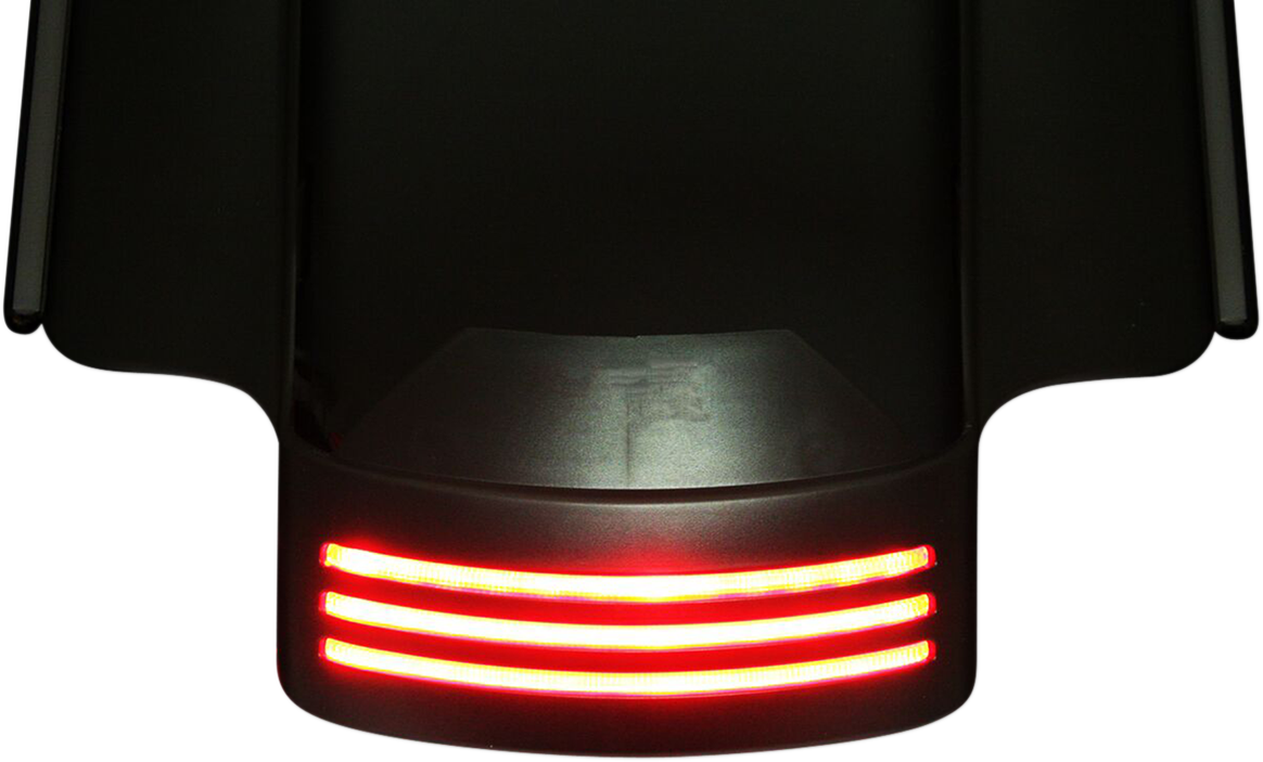 Custom Dynamics LED Probeam Tribar Taillight For 06-09 Harley Touring EFI FLHX