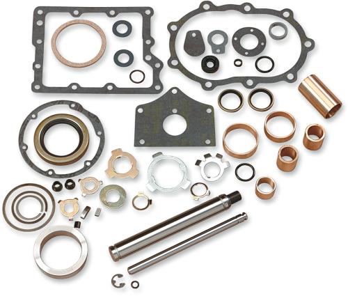 Jims 4 Speed Transmission Rebuild Kit L76-E77 Harley Shovelhead FL FX FLH FXS