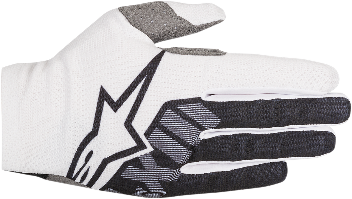 Alpinestars Mens Pair Slip On Dune 2 Textile Off Road Racing Dirt Bike MX Gloves