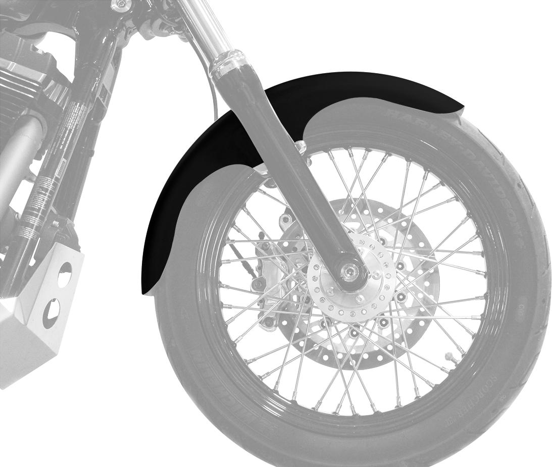 "Klock Werks Klub 19"" Front Fender for 18-19 Harley Softail FXLR Low Rider"
